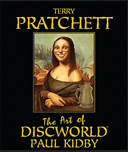 9780575077126: The Art of Discworld (GOLLANCZ S.F.)