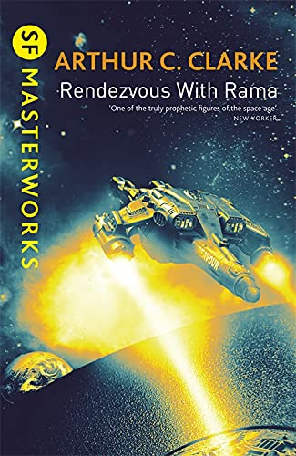 Rendezvous With Rama (0575077336) by Arthur C Clarke