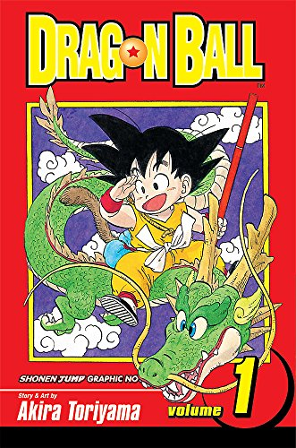 Dragon Ball Volume 1: Toriyama, Akira