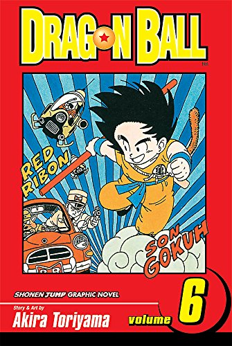 9780575077492: Dragon Ball Volume 6: v. 6 (MANGA)