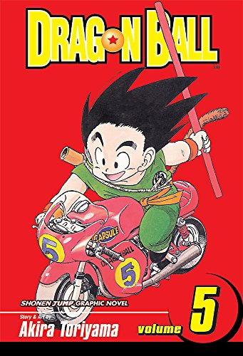 9780575077515: Dragon Ball: v. 5 (Manga)