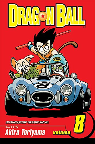 9780575077607: Dragon Ball: v. 8 (Manga)