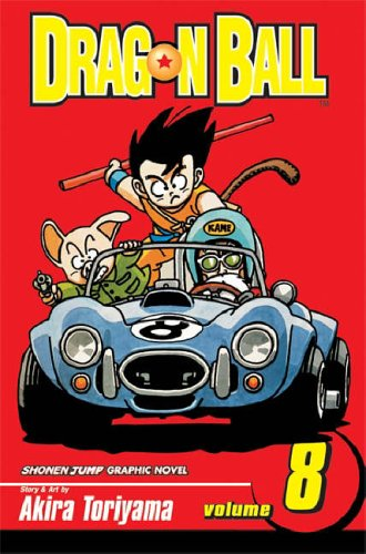 9780575077607: Dragon Ball Volume 8: v. 8 (MANGA)