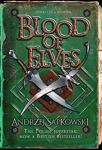 9780575077843: Blood of Elves (GOLLANCZ S.F.)