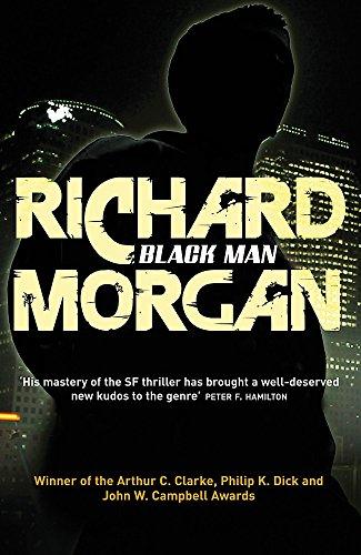Black Man: Richard Morgan