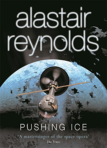 9780575078154: Pushing Ice (GollanczF.)