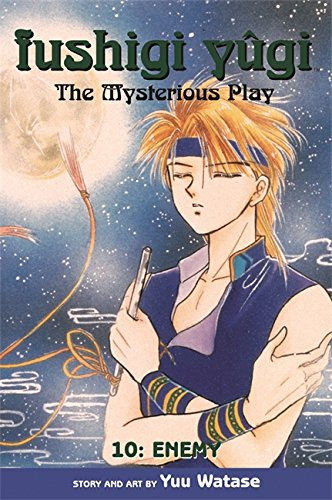 Fushigi Yugi The Mysterious Play 10 Enemy