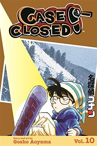 9780575078369: Case Closed, Vol. 10