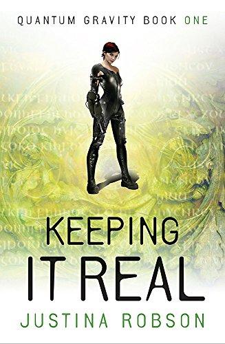 Keeping It Real: Robson, Justina