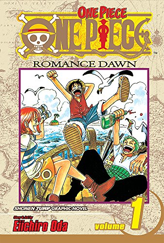 9780575078680: One Piece Volume 1: v. 1 (MANGA)