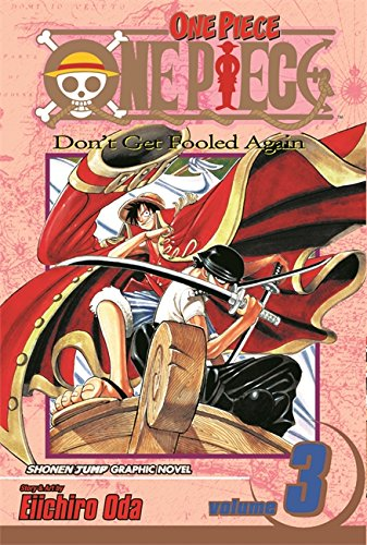 9780575078703: One Piece Volume 3: v. 3 (MANGA)