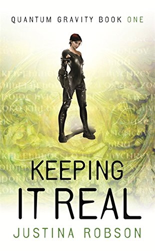 Keeping It Real: Justina Robson