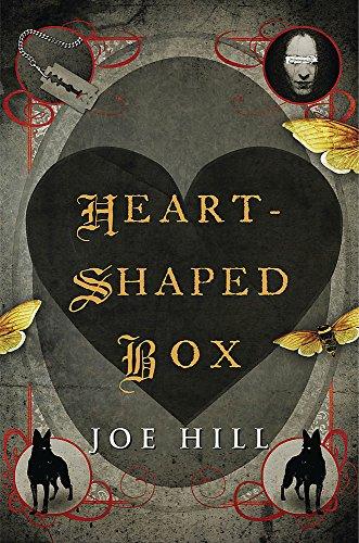 9780575079120: Heart-Shaped Box (GOLLANCZ S.F.)