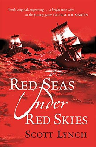 9780575079250: Red Seas Under Red Skies (GollanczF.)