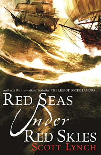 9780575079670: Red Seas Under Red Skies (GOLLANCZ S.F.)
