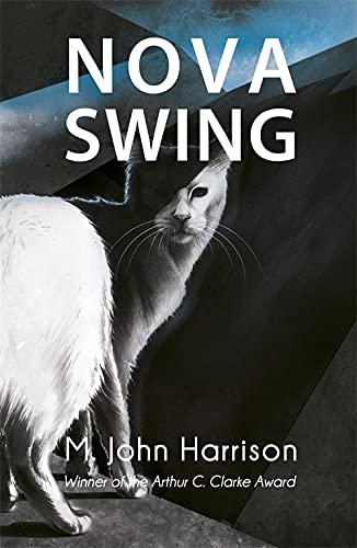 9780575079694: Nova Swing (GOLLANCZ S.F.)