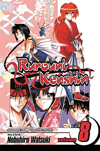9780575079984: Rurouni Kenshin Volume 8