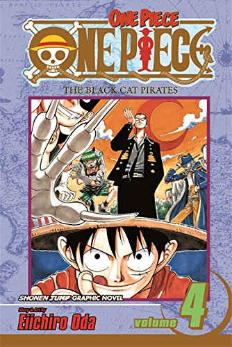 9780575080201: One Piece, Vol. 4: The Black Cat Pirates