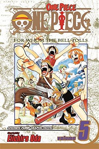 9780575080218: One Piece Volume 5