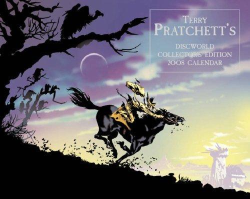 9780575080447: Terry Pratchett's Discworld Collectors' Edition Calendar 2008