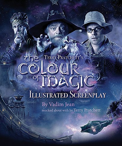 The Colour of Magic: The Illustrated Screenplay: Jean, Vadim
