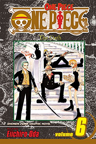 9780575080942: One Piece Volume 6: v. 6 (MANGA)