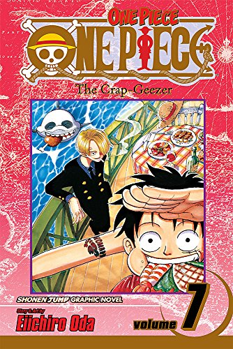 9780575080959: One Piece Volume 7