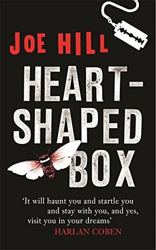 9780575081871: Heart-Shaped Box (GOLLANCZ S.F.)
