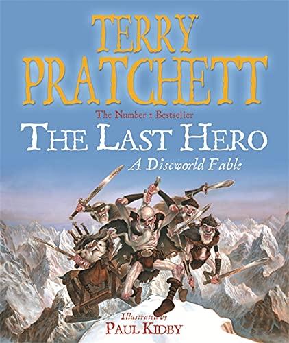 9780575081963: The Last Hero