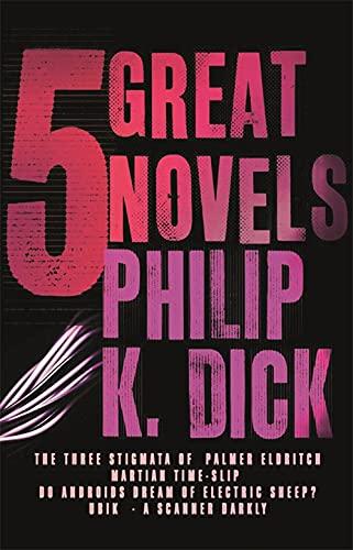9780575084636: Five Great Novels (GOLLANCZ S.F.)