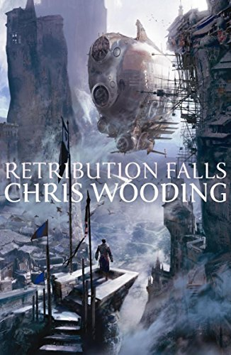 Retribution Falls: Tales of the Ketty Jay: Wooding, Chris