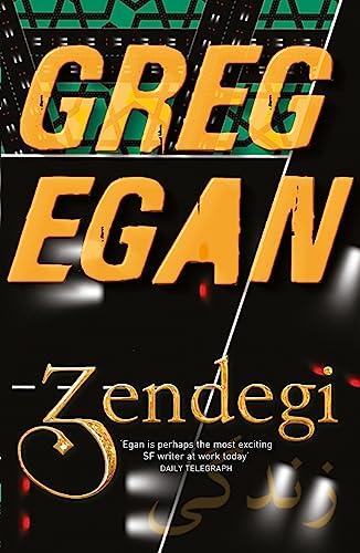 Zendegi: Greg Egan