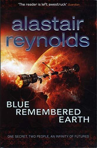 9780575088306: Blue Remembered Earth
