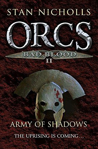 9780575088580: Orcs Bad Blood II: Army of Shadows