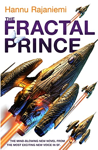 9780575088931: The Fractal Prince (Quantum Thief 2)