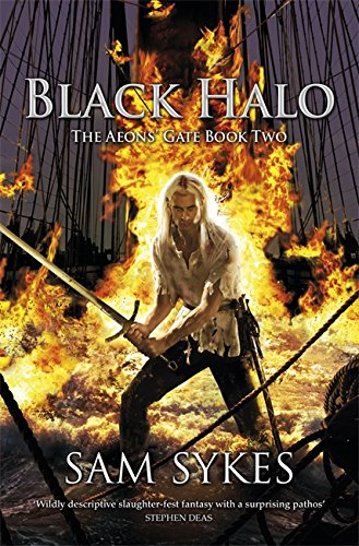9780575090330: Black Halo (The Aeons' Gate)