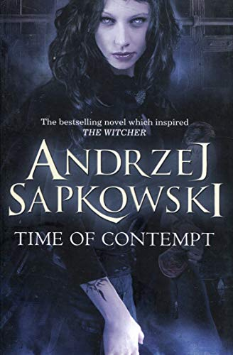 9780575090941: Time of Contempt (Witcher 2)