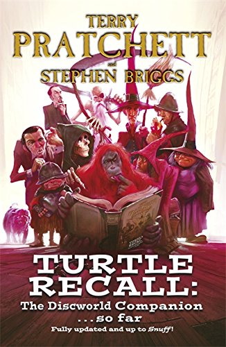 9780575091184: Turtle Recall: The Discworld Companion So Far