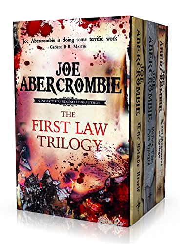 9780575092969: First Law Trilogy Boxed Set The Blade Itself, Before They Are Hanged, Last Argument of Kings