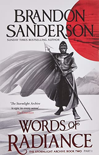 9780575093317: Words Of Radiance - Part 1: 3 (STORMLIGHT ARCHIVE)