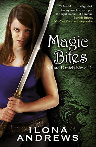 9780575093935: Magic Bites: A Kate Daniels Novel: 1