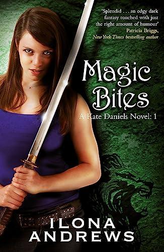 9780575093935: Magic Bites: A Kate Daniels Novel: 1