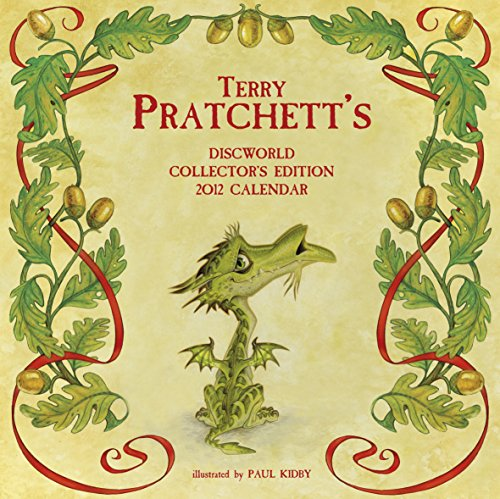 9780575094406: Terry Pratchett's Discworld Collectors' Edition Calendar 2012