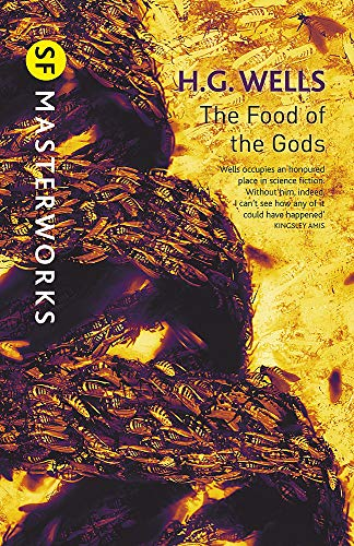 9780575095182: The Food of the Gods (S.F. MASTERWORKS)