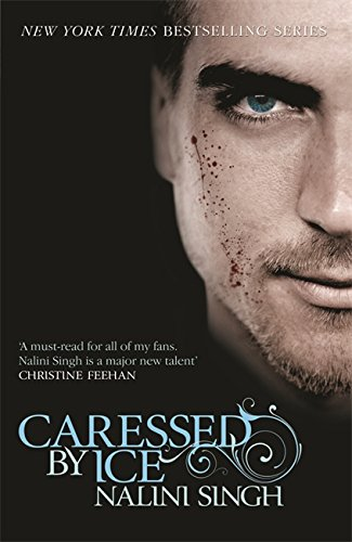 9780575095700: Caressed by Ice: Book 3 (The Psy-Changeling Series)