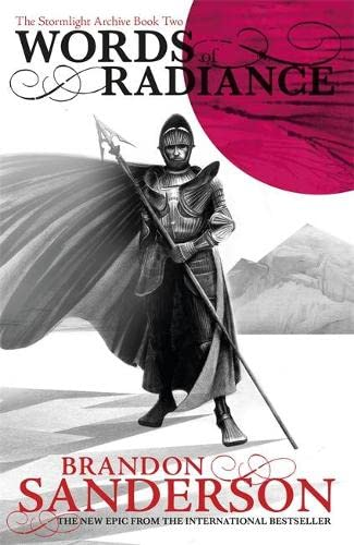 9780575097414: Words of Radiance: The Stormlight Archive Book Two