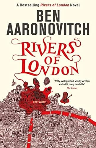 9780575097582: Rivers of London (A Rivers of London novel)
