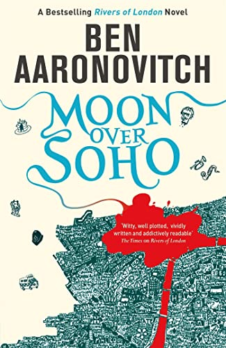 9780575097629: Moon Over Soho: 2 (Rivers of London 2)
