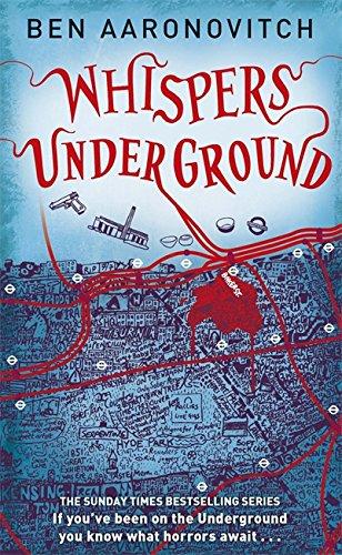 9780575097643: Whispers Under Ground
