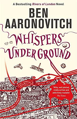 9780575097667: Whispers Under Ground